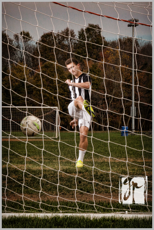 Loudoun County Soccer Player