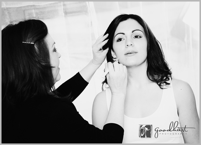 Being styled by Meredith Ehler
