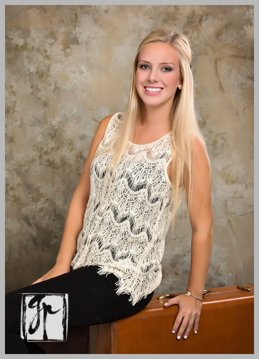 High School Senior Girl Loudoun County