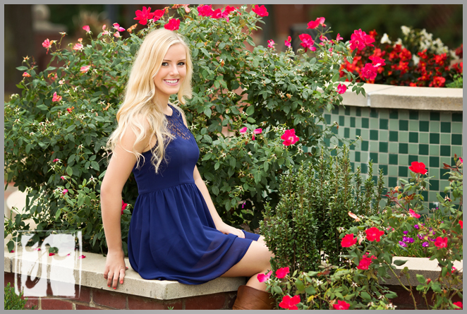 Senior Girl Dominon High School