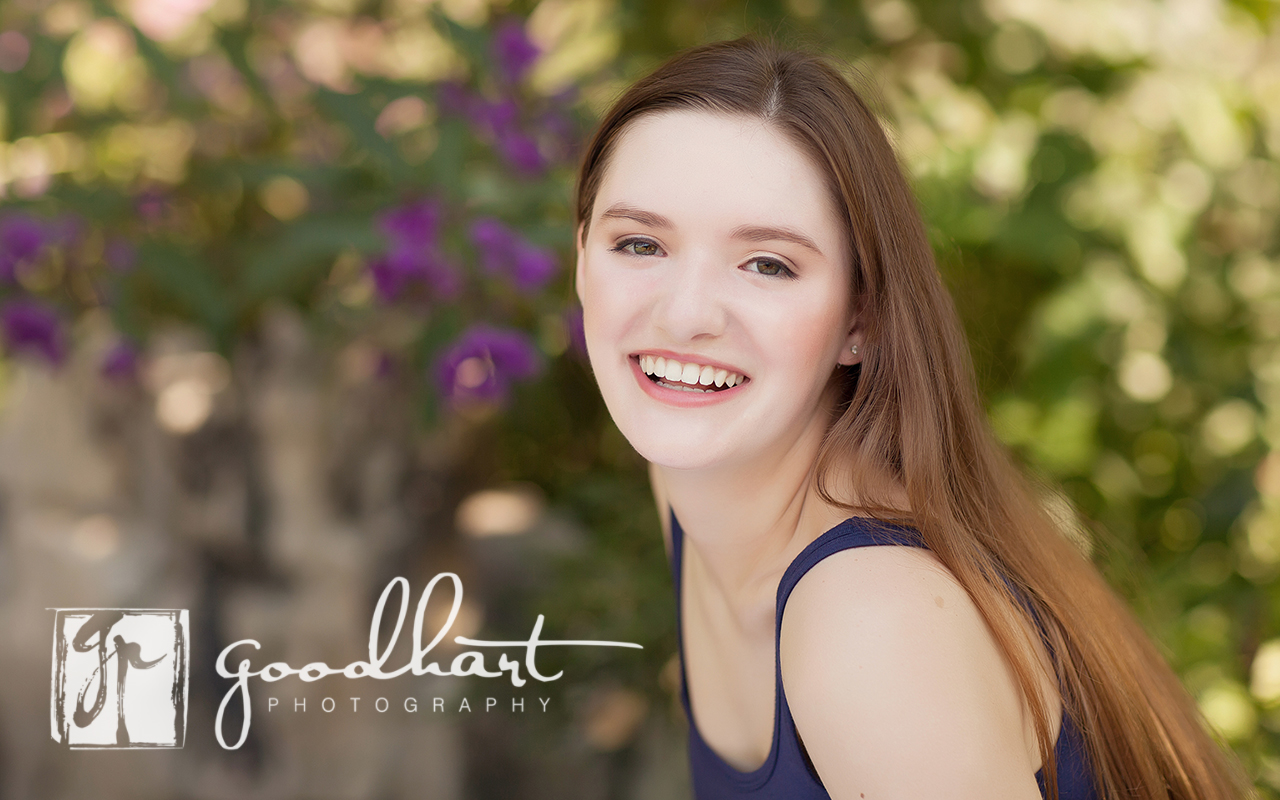 northern Virginia senior portraits