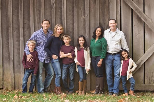 Northern Virginia Family Reunion Photographer