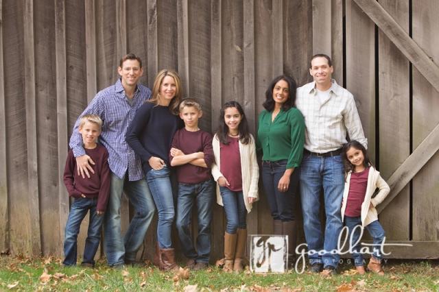 Northern Virginia Family Portraits