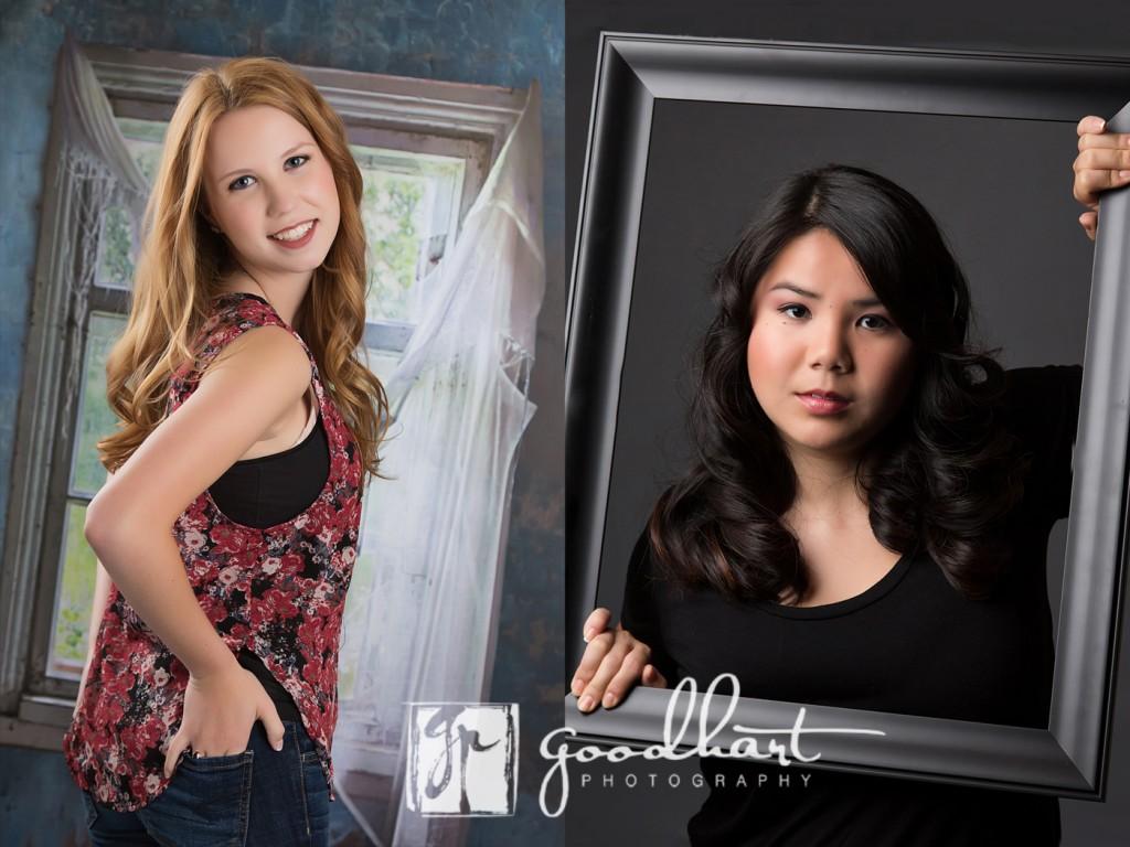 Loudoun County Studio Portraits