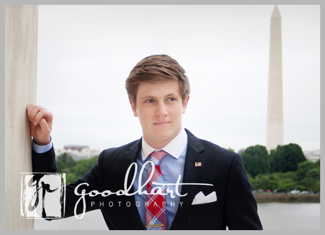 Senior Pictures WAshington Monument