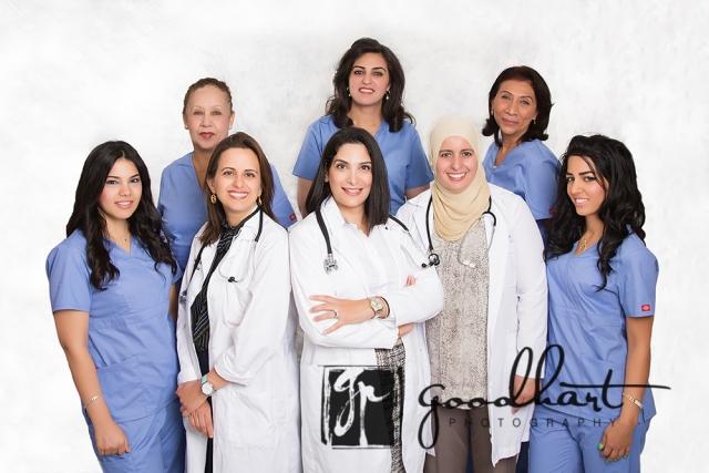 Physician Headshot