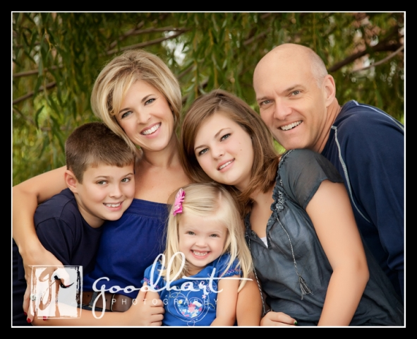 Family portraits in northern virginia