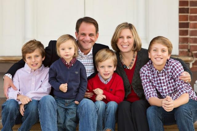 Belmont Family Portraits