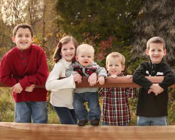 Loudoun County family portraits