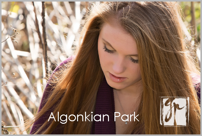 Algonkian Park in the Spring