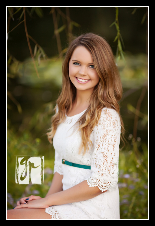 Simply Beautiful Madison HIgh School Senior