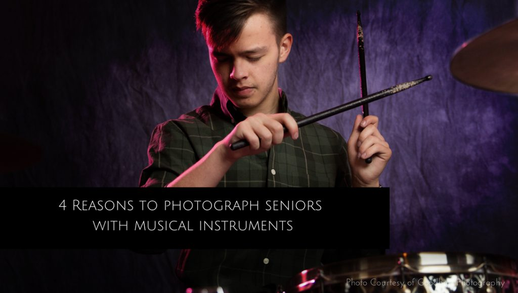 Seniors With Musical Instruments