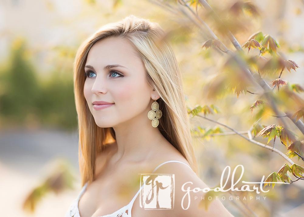 beautiful blonde model Loudoun County